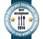 Apparo Wins Mid-Ulster Best Restaurant Award