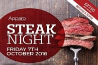 Steak Night @ Apparo