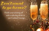 Cocktails at Apparo